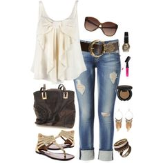 Untitled #674, created by rachel-rae812 on Polyvore