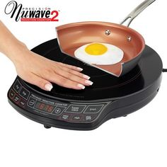NuWave 2 Precision Induction Cooktop with 9' Pan -- This is an Amazon Affiliate link. Want to know more, click on the image.