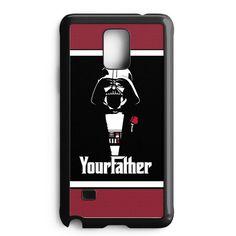 Dart Vader Dark Side Samsung Galaxy Note 5 Case