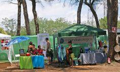 Ifeel maps en BioRitmo, un festival Ecológico lleno de sorpresas.
