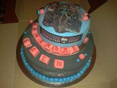 Торт детский #торт_на_заказ_харьков #для_девочек #бисквитный_торт #шоколадный_торт