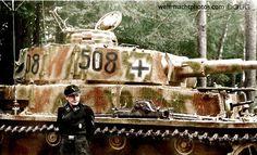 Pz.IV Ausf. J (Nº 508) Stabskp/Pz.Abt.2111/111.Pz.Brigade. - Lorraine, France - Sept.'44