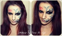 Naruto...Gaara of the Sand Makeup