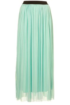 maxi pleated TOPSHOP by love