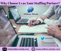 Nowadays all businesses need Contractual Staffing Services from the external service provider which helps the company to acquire the right person for the right time and for the right type of project.