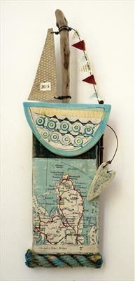Sailing 10/5 - Shirley Vauvelle