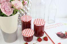 Erdbeermarmelade: Am besten schmeckt sie hausgemacht!