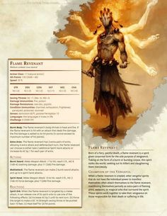 For D&D homebrew creatures! - Imgur