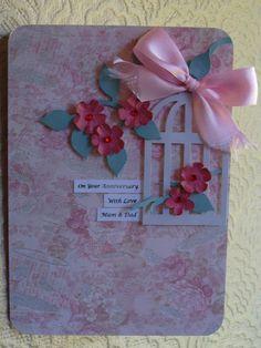 Handmade card by Samantha Crone