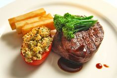 Steak with chunky chip goed idee