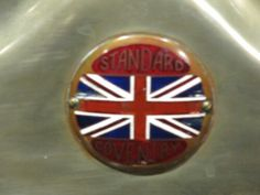 1923 Standard Coventry radiator badge