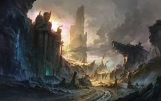 Many ages ago, Liasna, a city of Batchkai tried to secede from Batchkai. Their attempt was violently crushed by the king and the few that survived were banished. The survivors settled where the Pairossi Empire once was and began to build their own kingdom. They were soon forgotten about and presumed dead.