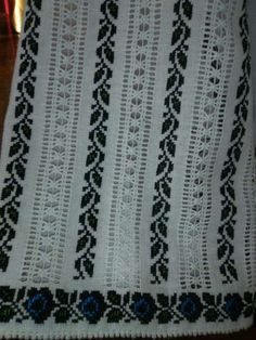 Folk Embroidery, Hand Embroidery Designs, Cross Stitch Embroidery, Folk Fashion, All Craft, Folk Costume, Blackwork, Needlepoint, Tatting