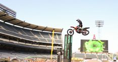 The Ultimate Supercross Experience Includes a Riding Lesson from Ricky Carmichael