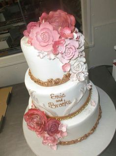 Pin By Melissa Thoele Maggiore On Our Alessi Bakery Cakes Pinterest Bakeries Wedding Cake And