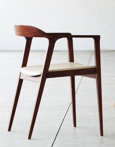 Willow Chair. Designed By Sean Yoo. Walnut FurnitureModern Wood  FurnitureHome ...