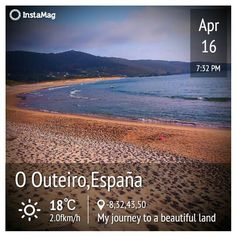 Galicia, Playa de Doniños