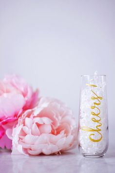 Items similar to Cheers! Stemless Champagne Flute - Stemless Champagne Flute - Bridesmaid Gift - Champagne Flute - Wine Gift - Bachelorette Party Gift on Etsy Personalized Champagne Flutes, Stemless Champagne Flutes, Cheer Decorations, Bachelorette Party Gifts, Client Gifts, Wine Parties, Wine Gifts, Bridesmaid Gifts, Cheers