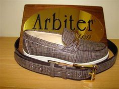 Arbiter shoes for men