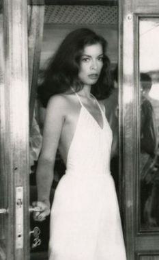 look Bianca Jagger - Icon People - Ideas of Ic - Minimal Chic, Minimal Fashion, White Fashion, 70s Fashion, Trendy Fashion, Vintage Fashion, Dress Fashion, Minimal Classic, Fashion Ideas