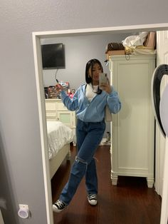 Teen Fashion Outfits, Mode Outfits, Retro Outfits, New Outfits, Girl Outfits, High Fashion, Cute Swag Outfits, Simple Outfits, Trendy Outfits