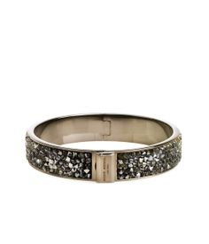 Henri Bendel - Narrow Crystal Rocks Bangle
