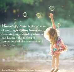 Keep dreaming :)