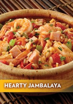 Jambalaya, Jambalaya recipe and Recipe on Pinterest