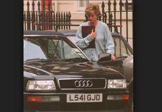 A subasta el auto de Lady Di - Tacómetro.cl