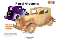 Ford Victoria Plan Set