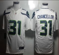 414a32a59 2012 new nfl jerseys seattle seahawks 31 kam chancellor grey elite ...