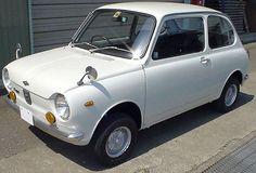 1970 Subaru R-2 Kei Car