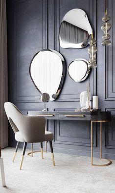 Ideas Bedroom Interior Design Bohemian Living Rooms For 2019 Luxury Home Decor, Luxury Interior, Decor Interior Design, Interior Decorating, Design Bedroom, Decorating Ideas, Bohemian Interior, Modern Interior, Interior Architecture