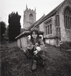 Robert Smith, from The Cure, by Ian Davies ... Follow – > http://www.songssmiths.wordpress.com/ Like -> http://www.facebook.com/songssmithssongssmiths