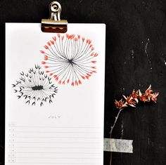 Love these Amy Marcella calendars - thinking about doing something similar for Christmas presents.