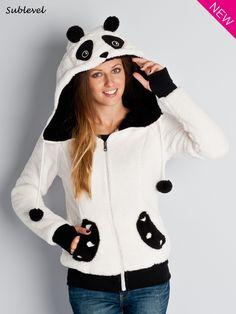super bluza panda