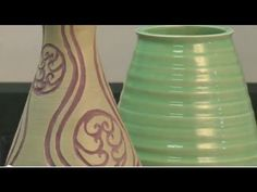 Pottery Making: How to Make Vases - YouTube