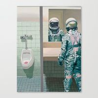 Stretched Canvases by Scott Listfield | Society6