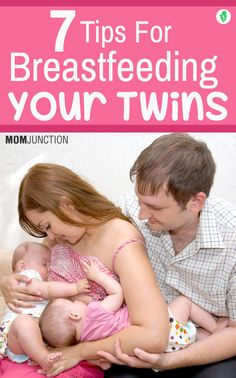 7 Simple Tips For Breastfeeding  Your Twins