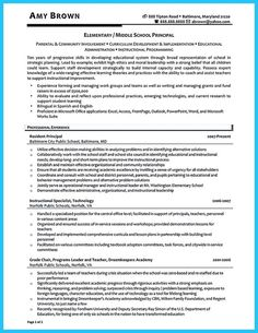 School Administrator Principal S Resume Sample Administrator