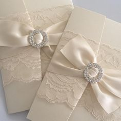 Wedding invitations by Lavender Paperie