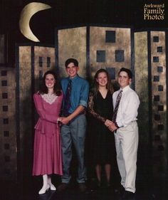 Thumbelina - AwkwardFamilyPhotos.com there are plenty more retro and super awkward old school dance photos at the link