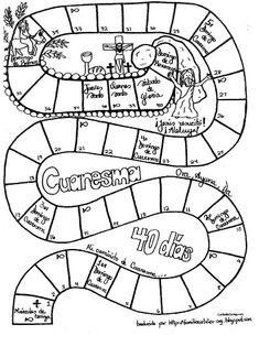 Cuadernillo de fichas para imprimir y trabajar la Cuaresma 2014: Fuente: educarconjesus Fuente: elrincondelasmelli ...