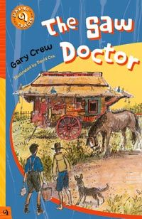 National Museum of Australia - The Saw Doctor, by Gary Crew
