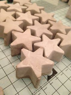 Art&Collectibles Sculpture Art Objects Concrete Stars by RichMakes