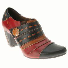 Spring Step Wondrous Ankle Boot Black 42 Black