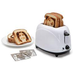 Selfie Toaster, un toast con la tua faccia! http://www.differentdesign.it/selfie-toaster-un-toast-con-la-tua-faccia/ La moda del #selfie impazza dovunque, e arriva anche in cucina!...