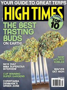 High Times PDF MaGaZiNe March 2016 medical marijuana cannabis PDF