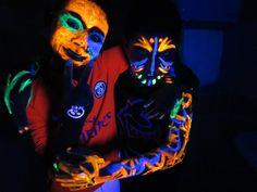Kruisbestuiven en verbanden leggen:  Hoe kan dat in ons onderwijs? Joker, Make Up, Fictional Characters, Art, Art Background, Kunst, The Joker, Makeup, Beauty Makeup