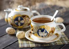 Byzantium Tea Set,  $45.00. Order here: http://catalog.obitel-minsk.com/handmade-ceramics/ceramic-tableware.html?ceramics_type=545&mode=list  #CatalogOfGoodDeeds #CatalogOfStElisabethConvent #handmade  #ceramic #clay #teaset #tea #cups #handpainted #gift #souvenir #present  #christmastime #giftideas #home
